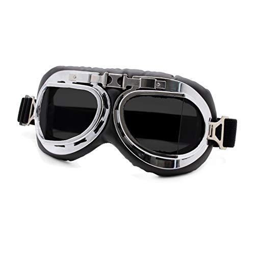 Occhiali Motocross,Occhiali Da Moto Occhiali da moto occhiali vintage moto classico occhiali retrò for protezioni for occhiali Harley Goggles moto motocross Occhiali Moto
