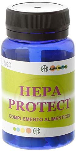 Alfa Herbal Hepaprotect 60Cap. 1 unidad 200 g