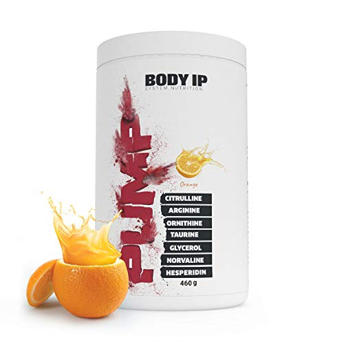 Simons Perfect Pump Booster | Orange | Pre Workout Supplement ohne Koffein 460g