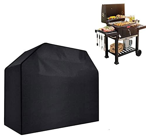 Kaiyingxin Copri Barbecue Impermeabile, Copertura Barbecue Forno Pizza a Gas, Copertura Barbecue, Telo Impermeabile, 145x61x117 cm, Realizzata in Tessuto Oxford di Alta qualità e Rivestimento in PU