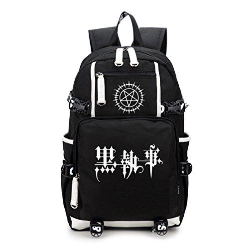 YoyosHome Tagesrucksack, Schultasche, japanisches Anime / Cosplay Black Butler