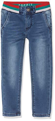 ESPRIT KIDS Mädchen RP2903307 Pants Jeans, Blau (Medium Wash Denim 463), (Herstellergröße: 128)