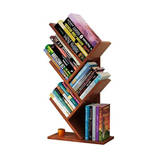 Estantería Pequeña En Forma De Árbol En El Escritorio del Estudiante Estantería De Escritorio para Niños Simple De Múltiples Capas Estante De Almacenamiento De Dormitorio