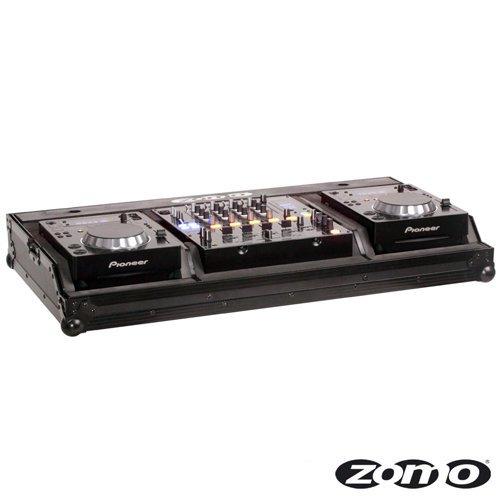 Zomo 0030102706Juego NSE–Maletín para 2x CDJ de 350/1x DJM-800