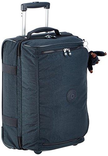 Kipling TEAGAN S Bagage cabine, 54 cm, 39 liters, Bleu...