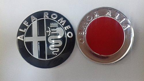 Preisvergleich Produktbild 2 x neue Logo Fries Wappen vorne + hinten