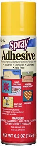 Dritz 403 Spray Adhesive Clear, 6 ounces