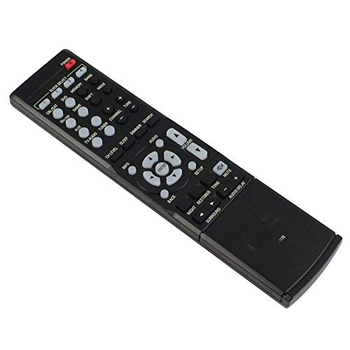 LR General Replacement Remote Control Fit for RC-1158 RC-1170 RC-1180 for Denon AV Receiver only