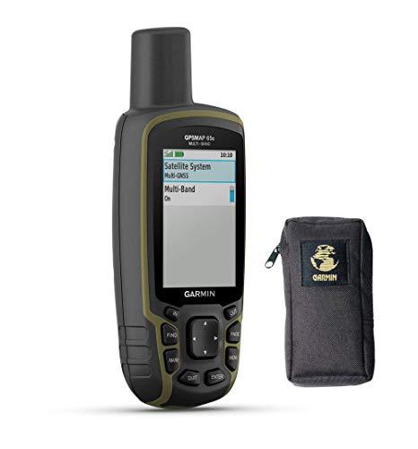 Garmin GPSMAP 65s - GPS Outdoor-Hand-Navigationsgerät - inkl. Tragetasche