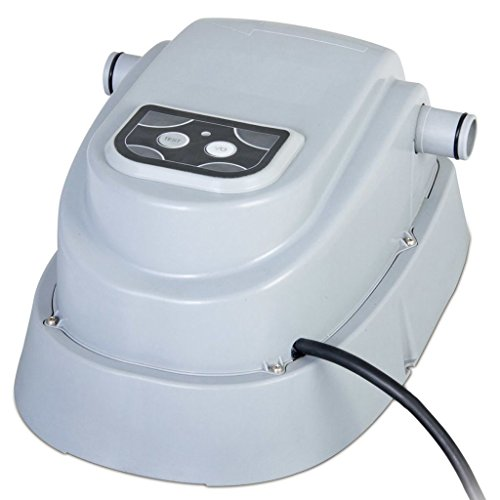 Weilandeal Calentador Calentador Agua para Piscina casa y jardín Piscina y SPA Accesorios Piscina y SPA fácil Instalar, affidabile y Resistente.