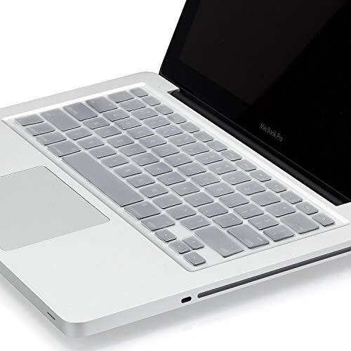Saco Silicone Keyboard Protector Skin Cover for Apple MacBook Air Mac MD232HN/A -...