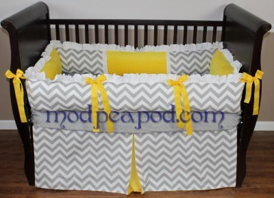 Why Should You Buy Modpeapod Lauren Breathable Baby Bedding Set