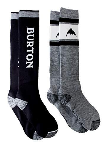Burton Weekend Socken 2er-Pack 2019 True Black, L