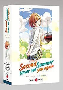 Second summer, never see you again Ecrin Intégral Tomes 1 & 2