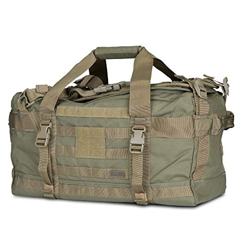 5.11 Rush LBD Mike Molle Tactical Duffel Bag Backpack, Sandstone