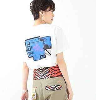 レイ ビームス(Ray BEAMS) VEIL × Ray BEAMS / 別注 Back Graph Tシャツ