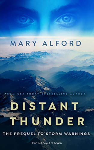 Distant Thunder by [Mary Alford]