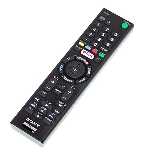 OEM Sony Remote Control Shipped with XBR65X850C, XBR-65X850C, XBR65X900C, XBR-65X900C