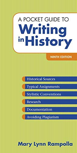 A Pocket Guide to Writing in History