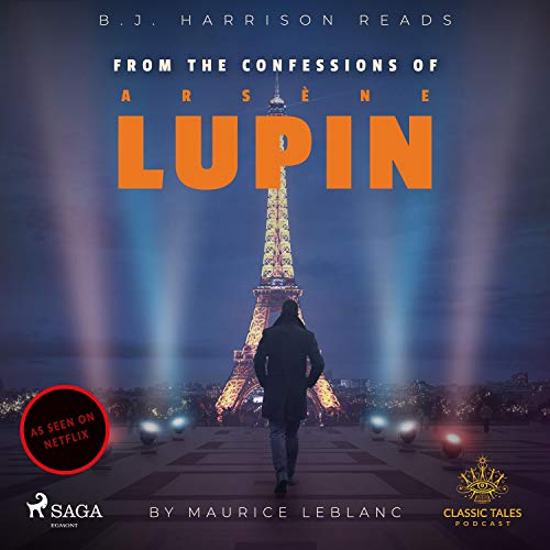 From The Confessions of Arsène Lupin cover art