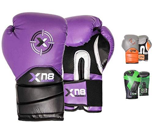 XN8 Guantes de Boxeo - MMA Gloves - para Muay Thai y Entrenamiento