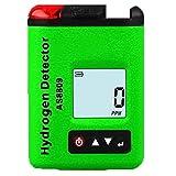 SMBYQ Detector de Gas Detector de Gas Combustible -, CO2, Detector de Fugas portátil, Co Gas Combustible, H2, H2S, NO2, O2, SO2 Gas,H2
