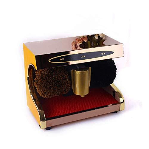 Inicio AccesoriosMáquina para pulir zapatos Pulidora de zapatos con sensor automático Máquina...