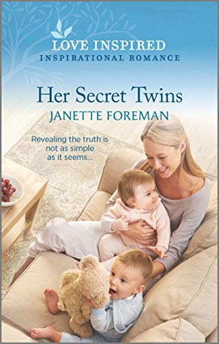 Compare Textbook Prices for Her Secret Twins Love Inspired Original Edition ISBN 9781335488046 by Foreman, Janette