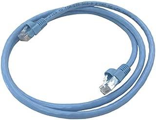 WELTRON 5FT CAT 5E BLUERJ45 SNAGLESS Network Patch Cable 5 FT RJ45 M//M Category 5E 350