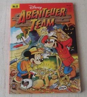 Disney Abenteuer Team Nr. 8