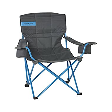 Kelty Deluxe Lounge Chair (Smoke/Paradise Blue)