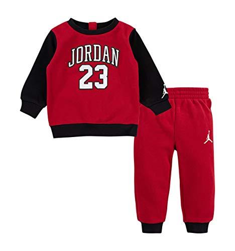 Jordan Practice Flight Crew Trainingsanzug für Kinder, Rot, Code 65A121-R78, Rot 86