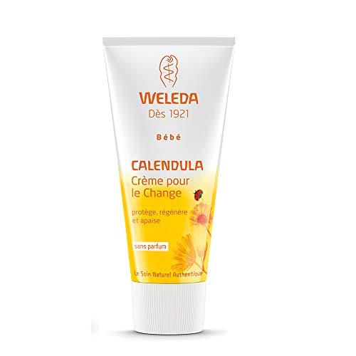 WELEDA Crème pour le Change au Calendula 75ML Bio -