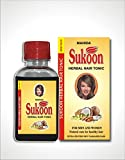 Mahida Sukoon Herbal Hair Tonic For Men & Women Helps in Re-Growth Of Hair,Natural Oil For Healthy...