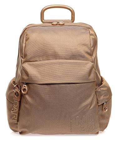 Mochila mujer MD20 backpack MustardGold QMTT2.26O