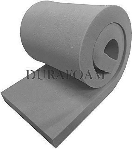DURAFOAM High Density Firm Foam Sheet - 80' X 20' X 2' (200cm x 50cm x 5cm)