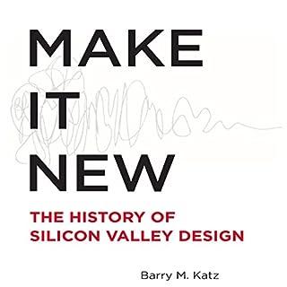 Make It New audiobook cover art