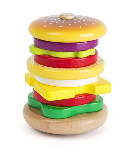 Hamburger da accatastare FSC 100%