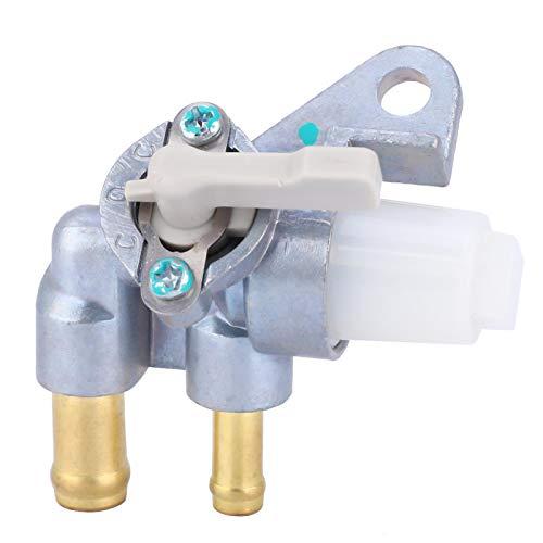 SALALIS Interruptor de Combustible, Interruptor de Tanque de Combustible liviano fácil de Instalar para Tanque de Combustible de Gasolina para Tanque de Combustible diésel