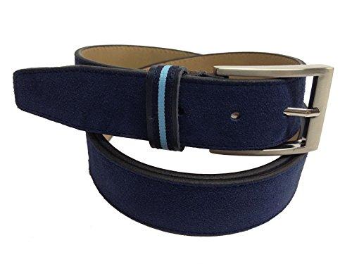 YOJAN PIEL Cinturón de cuero hombre (95 cms.)