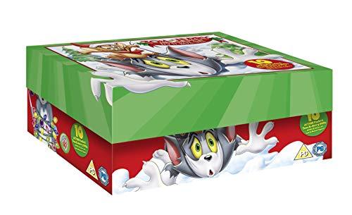 Tom and Jerry: Big Christmas Boxset [DVD]