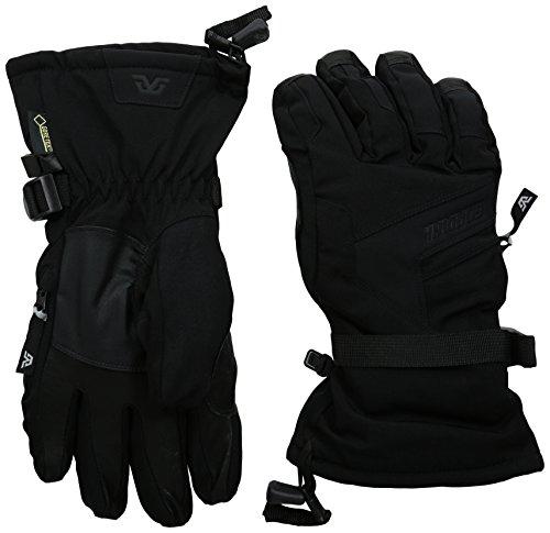 Gordini Men's Da Goose V Gtx Gloves, Black, Small