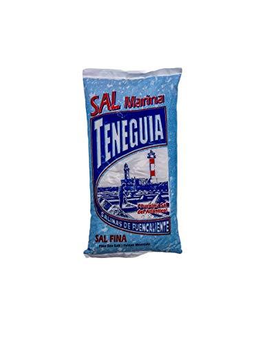 LOUXA Sal Marina Teneguia feines Meersalz aus La Palma 100% ökologisch 500 g (17,98 € / kg)