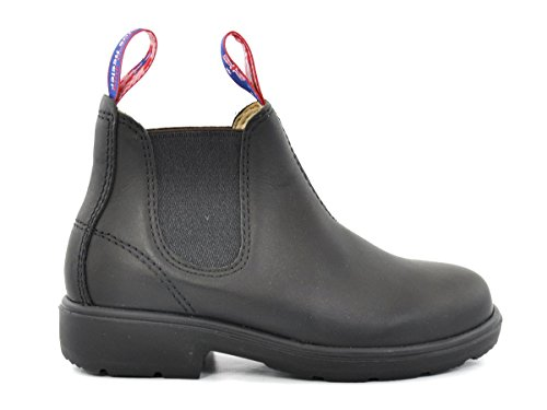 blue heeler Kids Chelsea Boot Tasmanian Devil Black 35,5