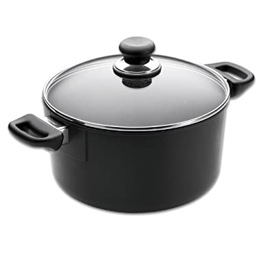 Scanpan Classic 6.5 Quart Covered Dutch Oven
