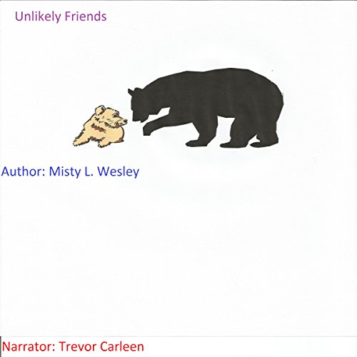 Unlikely Friends  By  cover art