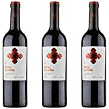 Cruz De Alba Crianza Vino Tinto - 3 botellas x 750ml - total: 2250 ml