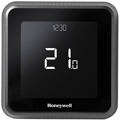 Honeywell Lyric T6Wi-Fi Termostato Con verdrahteter Receptor Caja, montaje en pared, 1pieza, Negro, y6h810wf1005