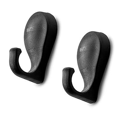 Magnetized Tool Hooks For Grill-Fridge-Cabinet (Set of 2)