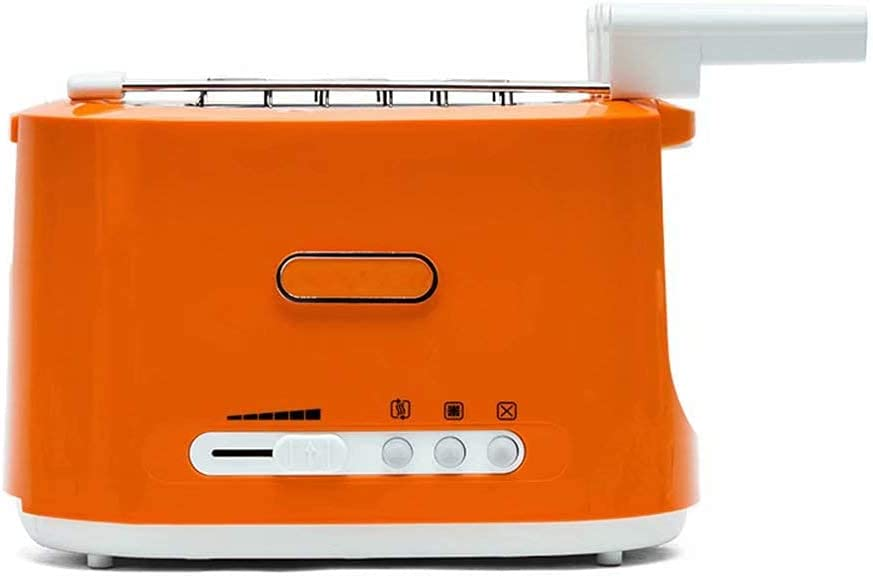 LITINGT Toaster OFFicial mail order 2 Slice sale 3.6CMLong Slot 6-speed Steel a Stainless